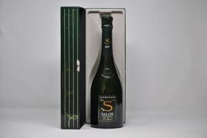 I-dieci-Champagne-più-cercati-Salon Cuvée S Le Mesnil Blanc de Blancs Brut