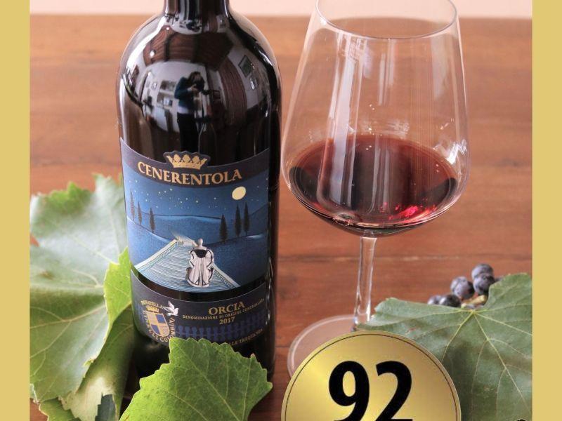 Cenerentola-Doc-Orcia-92/100-Wine-Spectator