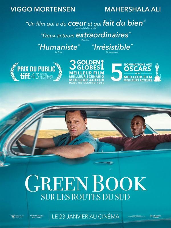 Green Book-Sur les routes du Sud