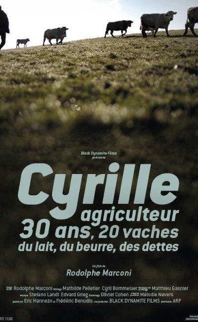 Cyrille, agriculteur...
