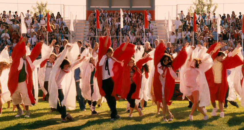 Image result for high school musical graduation