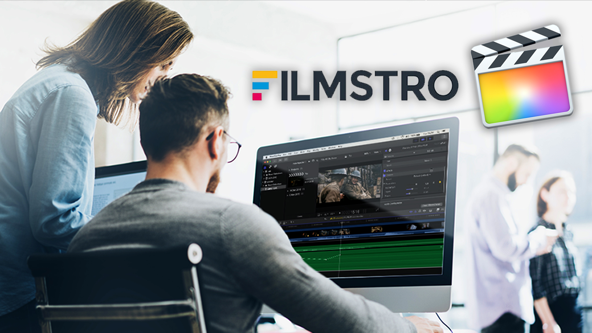 Filmstro Launches Dedicated Final Cut Pro X Plugin   Shot With a Rock