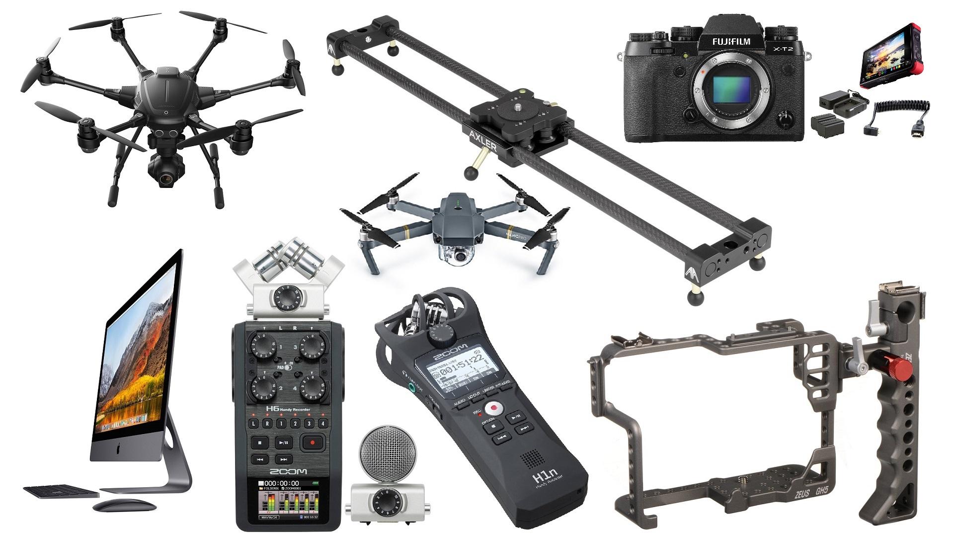 This Week S Top 10 Deals For Filmmakers Drones Zoom