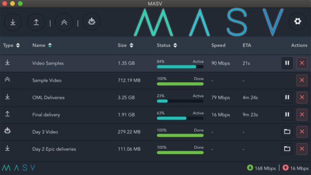 MASV App