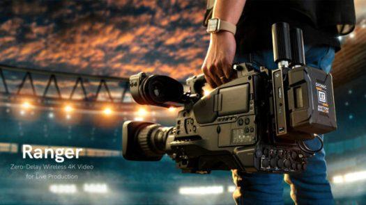 Teradek Ranger - Zero-Delay Wireless 4K Video for Live Production (Credits: Teradek, LLC)