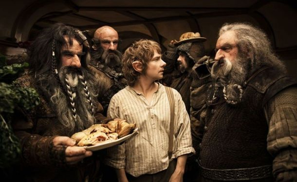 """""""O Hobbit: Uma Viagem Inesperada"""" (2012)_2"""