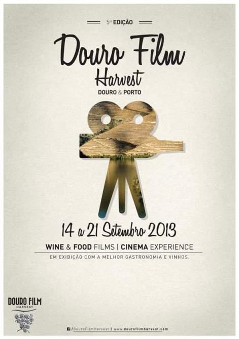 Douro Film Harvest 2013 - poster