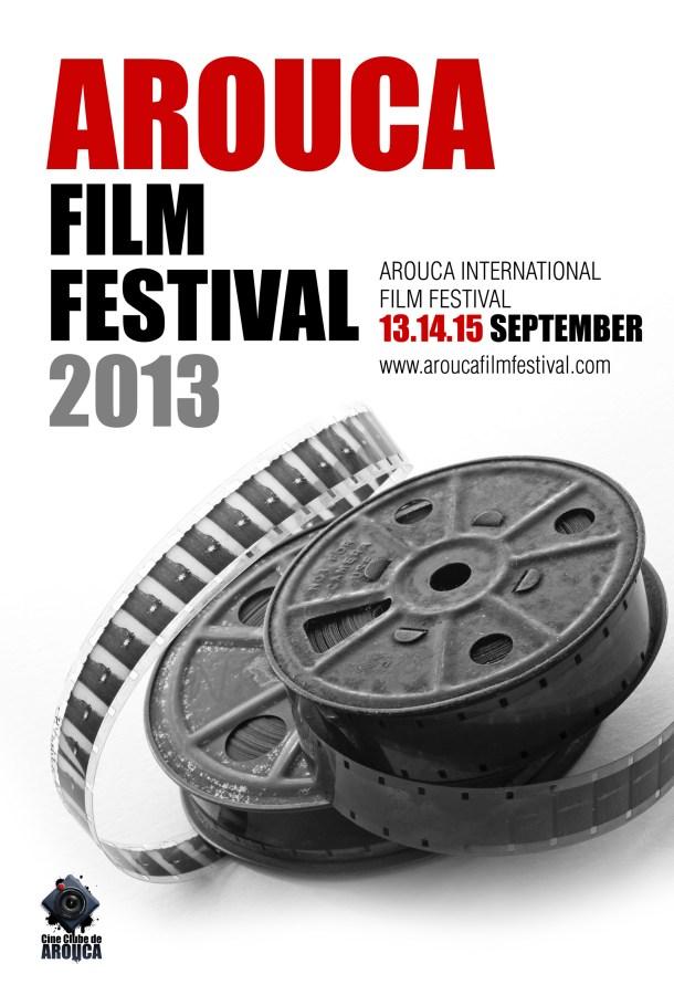 Arouca Film Festival 2013_cartaz