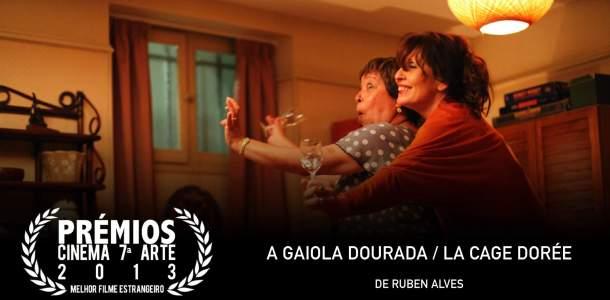 Premios C7A 2013 - Vencedor Melhor Filme Estrangeiro