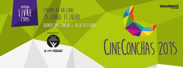 CineConchas 2015