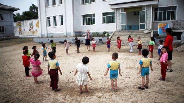 Tanto quanto sabemos, esta pode ser a última geração a viver na Coreia tal como ela é.