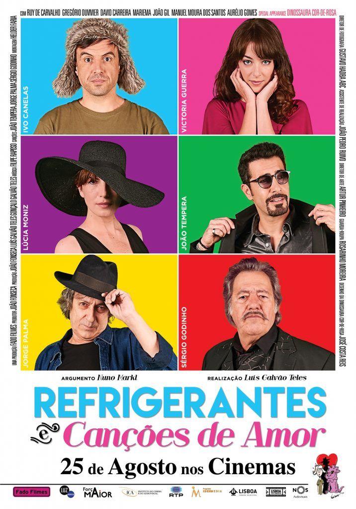Refrigerantes e Cancoes de Amor_poster