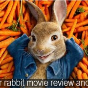 PETER RABBIT movie Review and cast