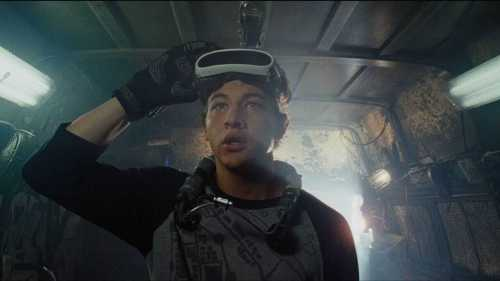 Ready Player One Movie Review and cast