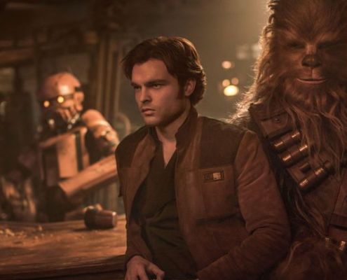 Solo: A Star Wars Story hd image