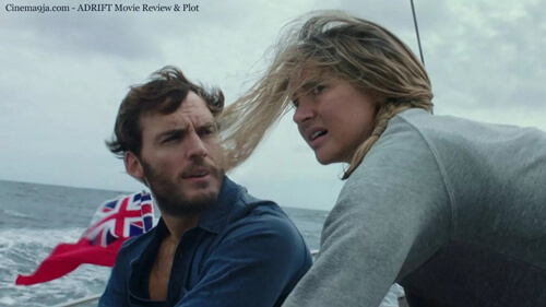 adrift movie review image