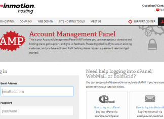Inmotion Hosting Login