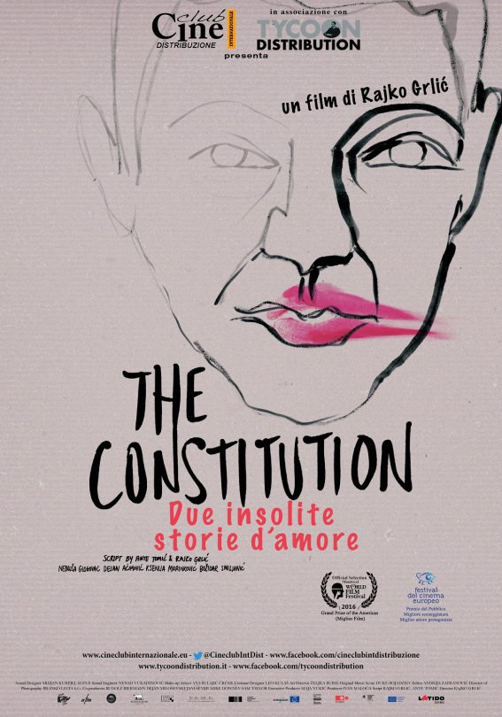 THE CONSTITUTION – DUE INSOLITE STORIE D'AMORE