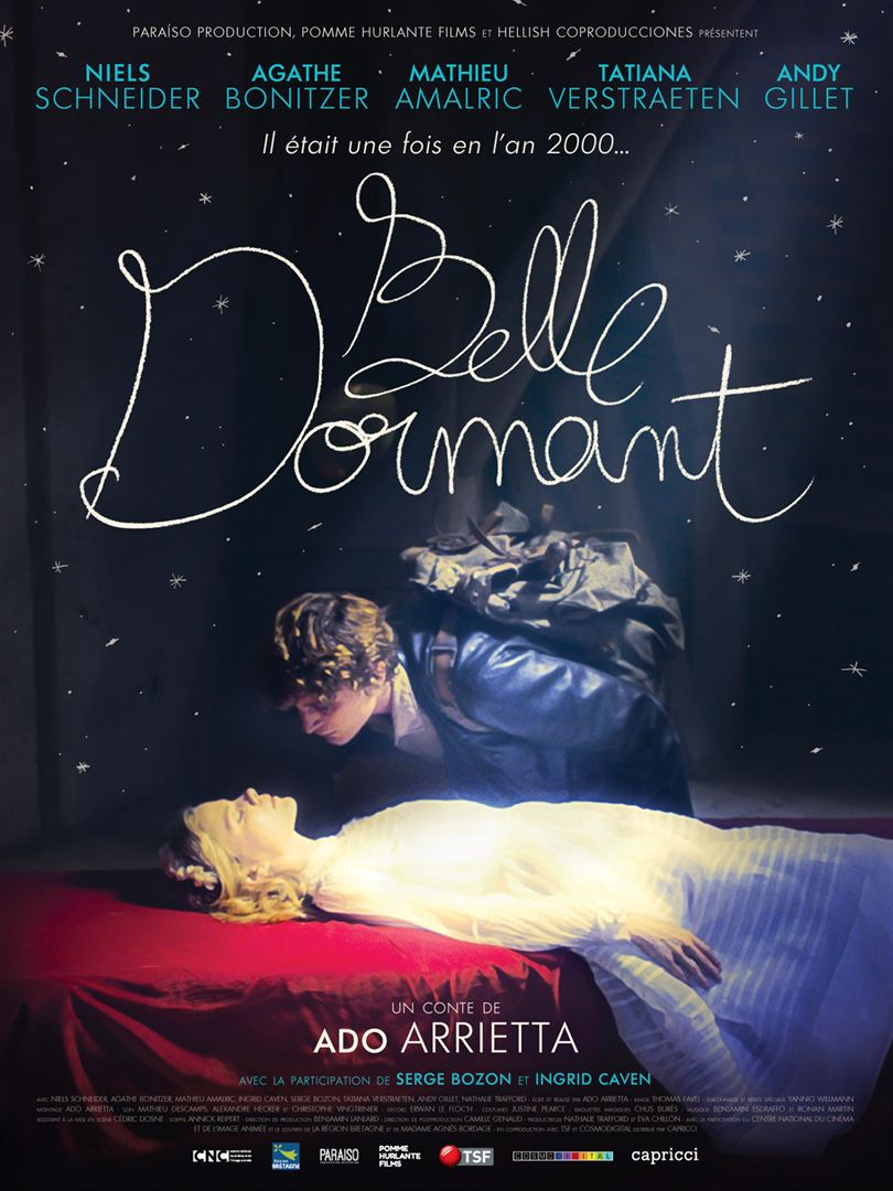 BELLE DORMANT - BELLA ADDORMENTATA