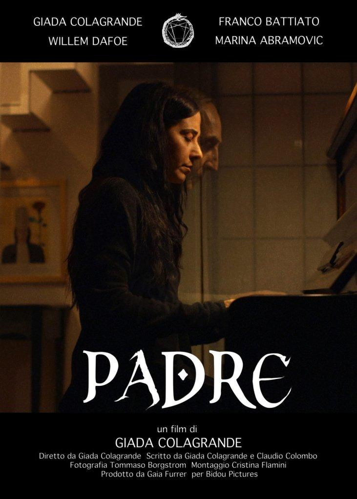 """MARTEMAGAZINE – 13/9/2018 -""""Padre"""" di Giada Colagrande al Nuovo Cinema Aquila"""