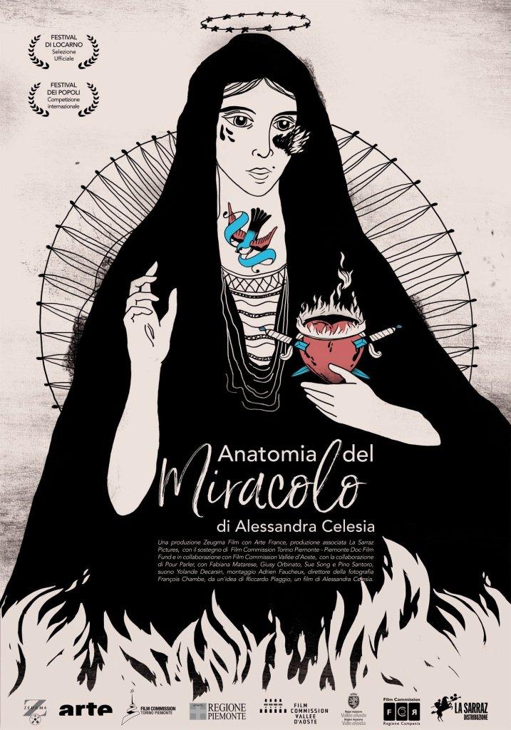 Ciak – 12/11/2018 – Anatomia del miracolo, la figura della Vergine torna protagonista al cinema