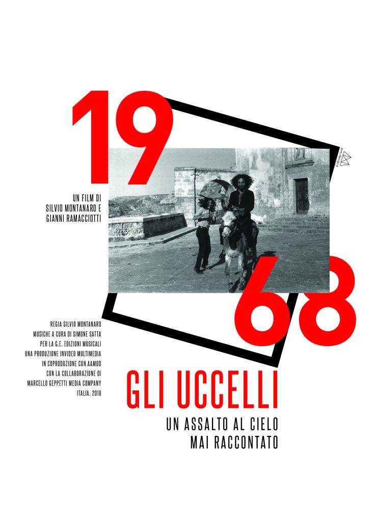 Radio Onda Rossa | il registaSilvioMontanaro presenta il doc'1968 GLI UCCELLI' una storia mai raccontata