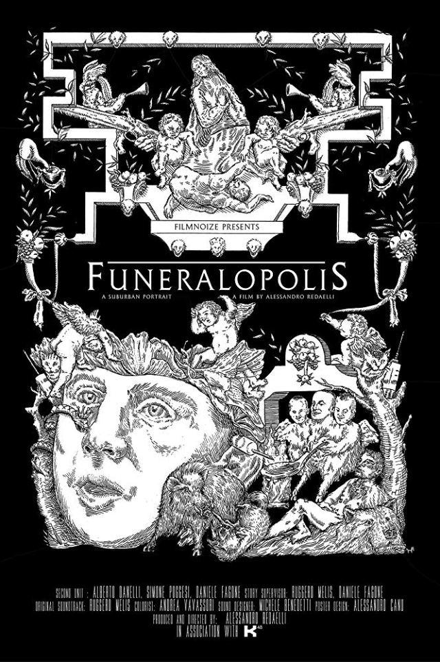 FUNERALOPOLIS – A SUBURBAN PORTRAIT