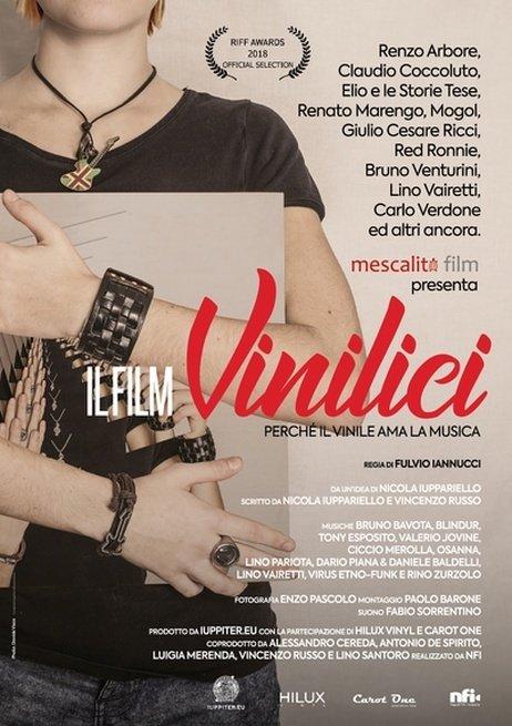 VINILICI – PERCHÈ IL VINILE AMA LA MUSICA