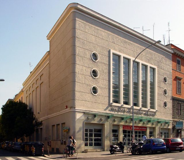 Il Pinolo – 8/7/2018 – Gli stili architettonici al Pigneto