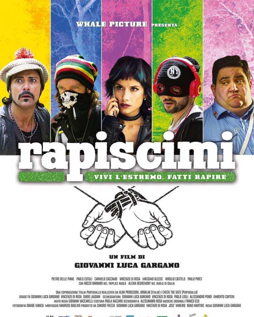 Il Messaggero ROMA | 23-04-2019 | Carica di giovani al nuovo cinema Aquila per la prima del film Rapiscimi