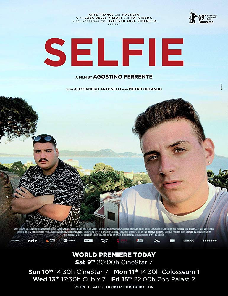 Radio Onda Rossa | il regista Agostino Ferrente presenta il suo documentario SELFIE