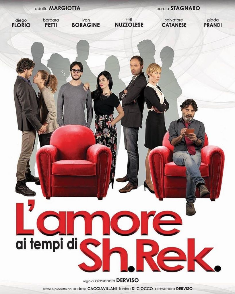 L'AMORE AI TEMPI DI SH.REK.