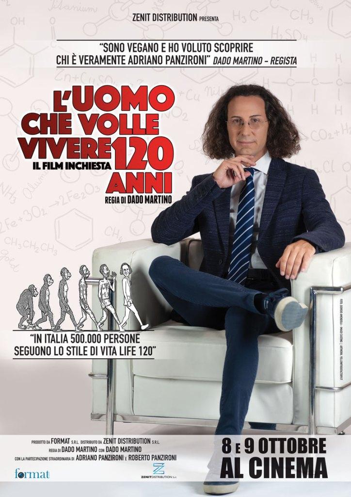 L' UOMO CHE VOLLE VIVERE 120 ANNI