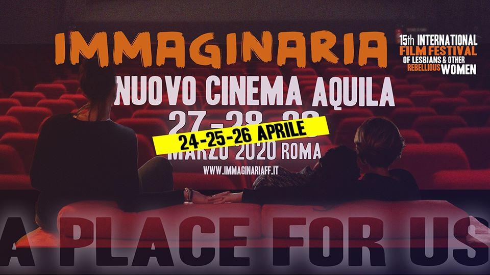 TORNA IMMAGINARIA: XV FESTIVAL INTERNAZIONALE DI CINEMA DELLE DONNE