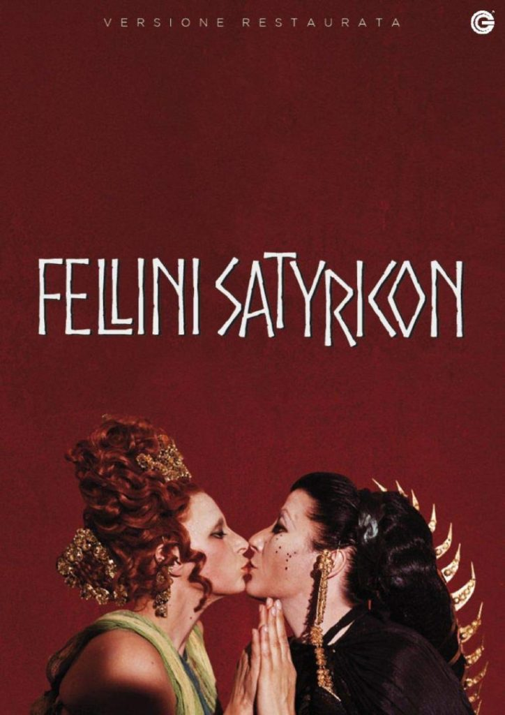 FELLINI-SATYRICON (edizione restaurata) (1969)