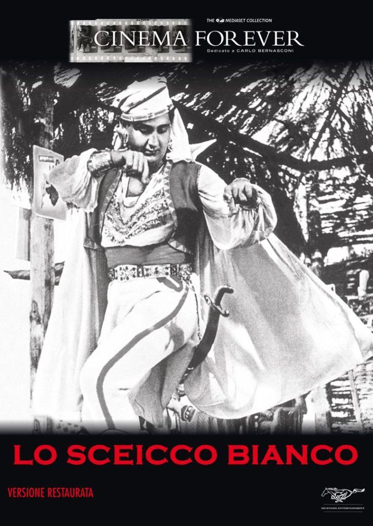 LO SCEICCO BIANCO (edizione restaurata) (1952)