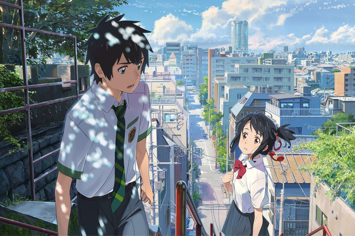 Your Name - Anime Hollywood Live-Action Movie Brings on a New Director!!