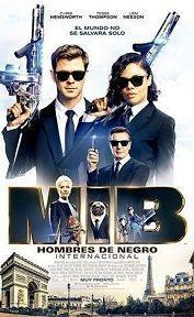 HOMBRES DE NEGRO: INTERNACIONAL - 2D CAST