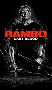 RAMBO: LAST BLOOD - 2D CAST