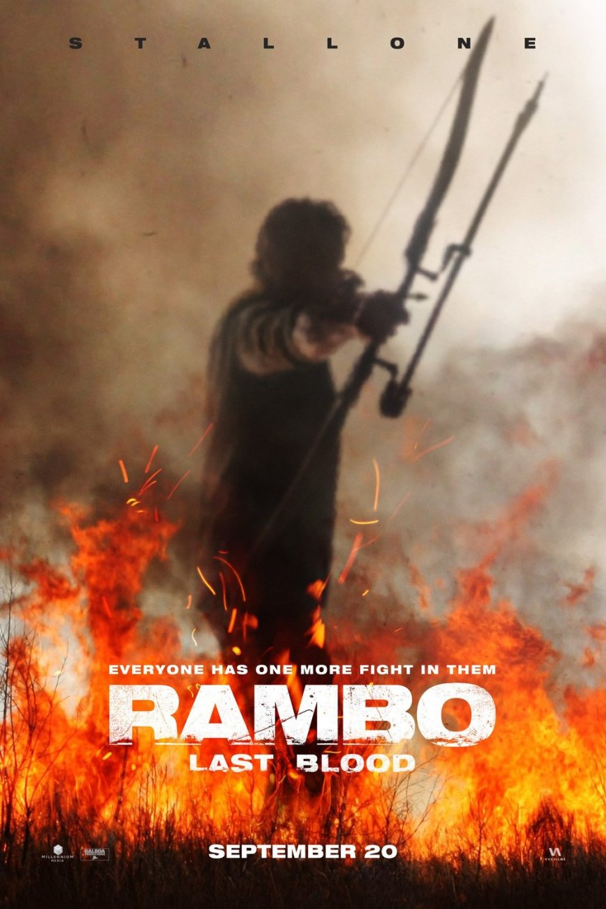 Rambo: Last Blood movie information