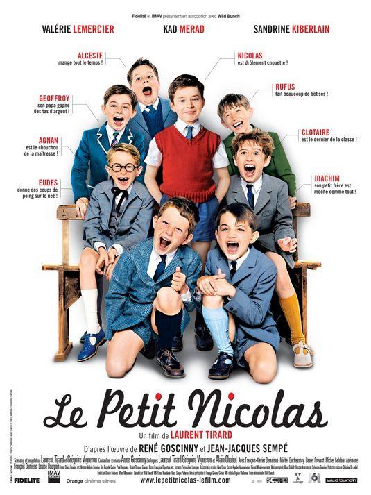 Poster do filme O Pequeno Nicolau