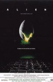 Filmes de Halloween - Alien o oitavo passageiro - poster