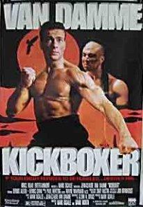 poster kickboxer
