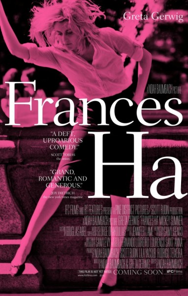 12 - Frances Ha