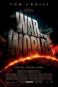 poster guerra dos mundos