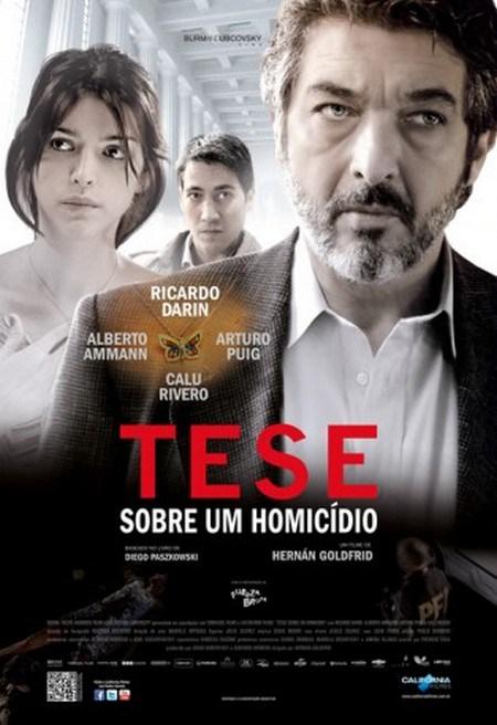 Poster do filme Tese sobre um homicídio