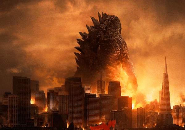 GODZILLA-600x421 Warner anuncia oficialmente King Kong vs Godzilla