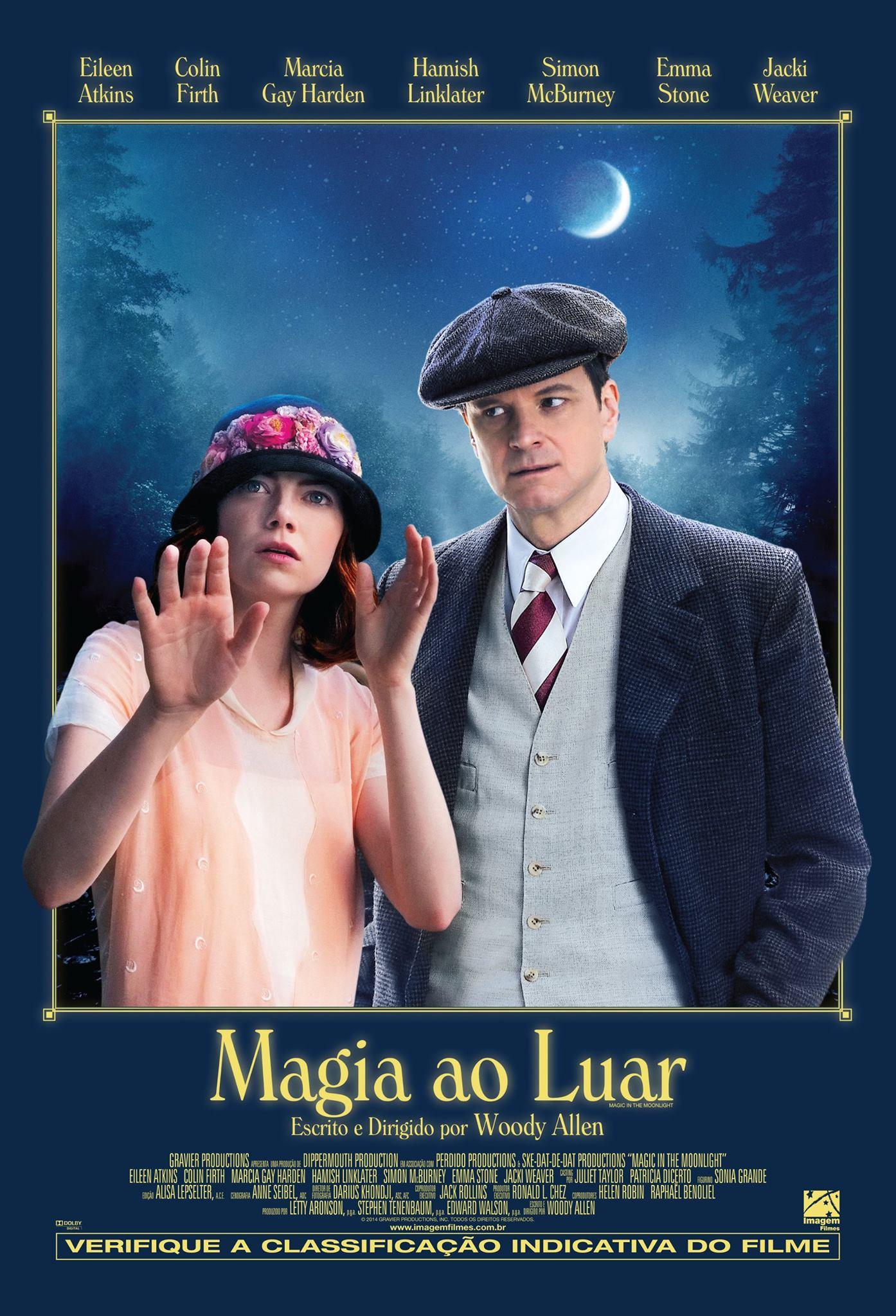 Poster do filme Magia ao Luar