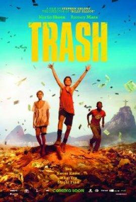 Crítica: Trash - A Esperança Vem do Lixo