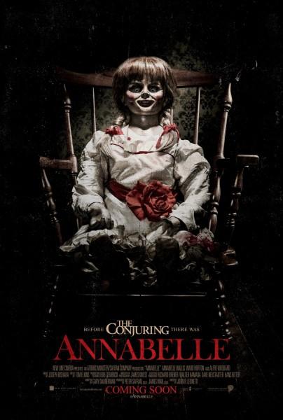 poster annabelle